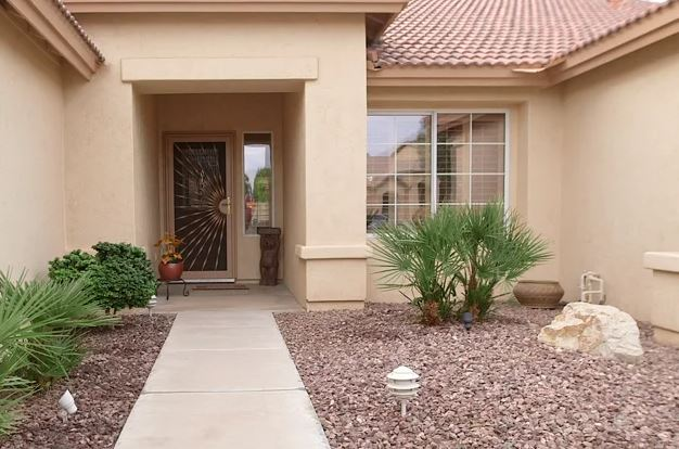 Exterior Residential Entrance  Painting
